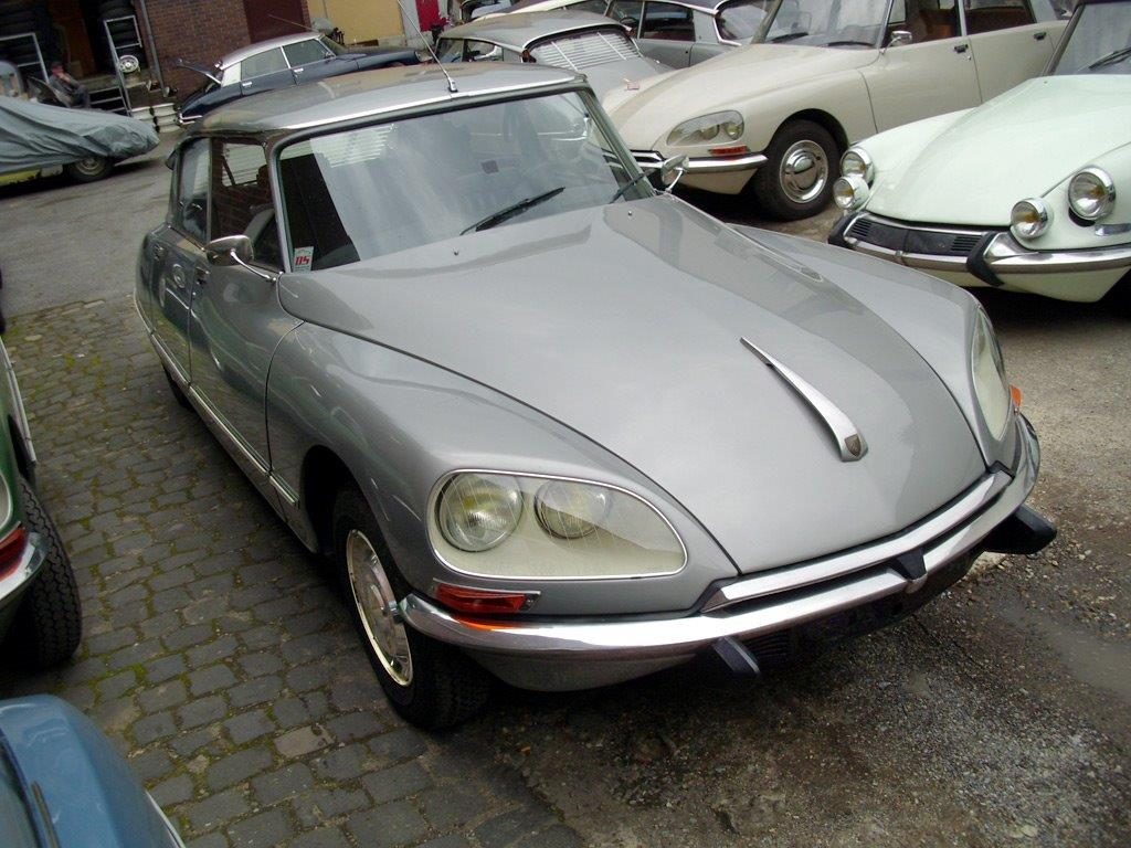 Citroen DS 23 IE Pallas